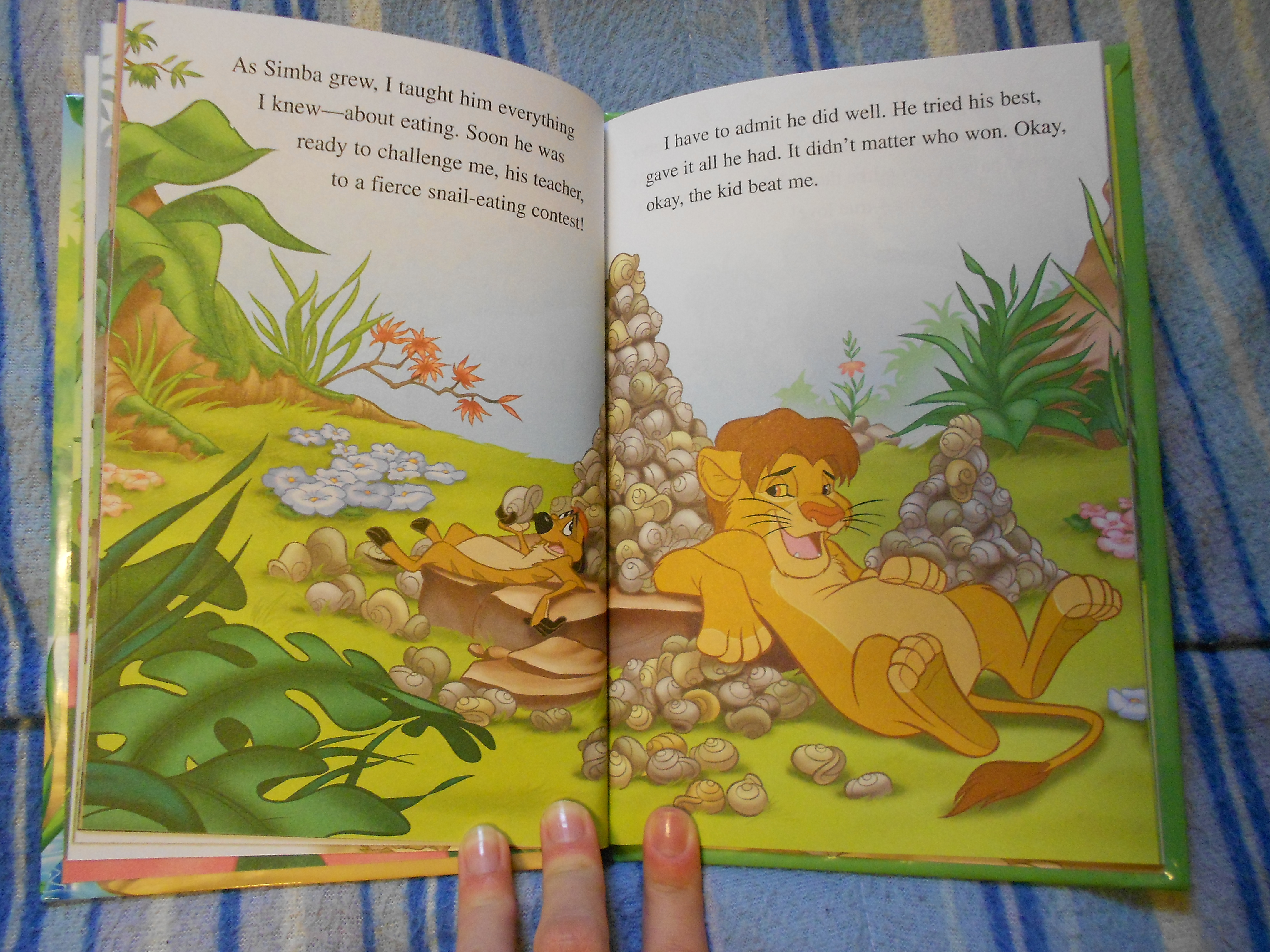 Childrens Books The Lion King 1 12  Walts Writers